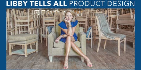Libby Tells All: Product Design - Fairfield Chair Q&A at High Point Market tickets