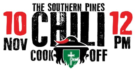 COMPETITORS | 2019 SoPines Chili Cook Off tickets
