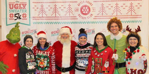 2019 Ugly Sweater 5k Presented by The Weber Group & Riverside Corporate Wellness