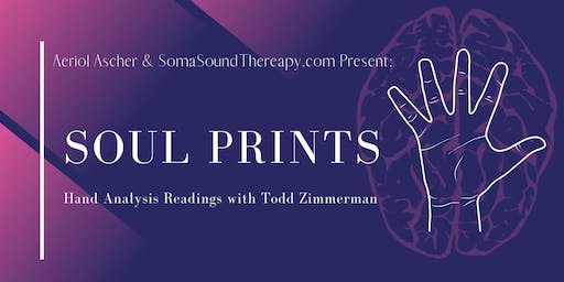 Soul Print Hand Analysis Seminar with Todd Zimmerman