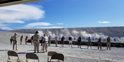 Firearms Training and Safety Trip to Front Sight in Nevada, Only $250