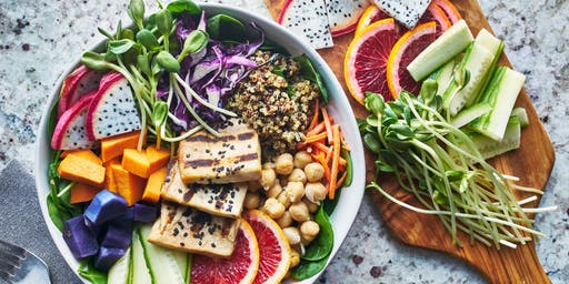 Ready To Go Vegan? Workshop & Cooking Demos