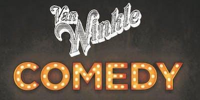 Comedy Night at Van Winkle