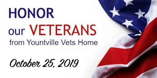 Yountville Veteran's Night