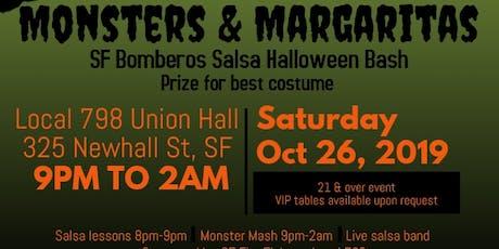 Monsters & Margaritas tickets