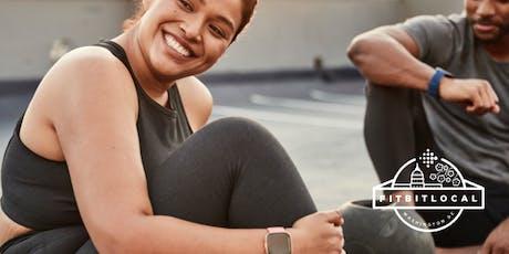 Fitbit Local Winter Wonderland Workout tickets