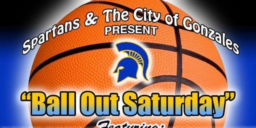 """Ball Out Saturday"" featuring ""The Michael Foster Project"""