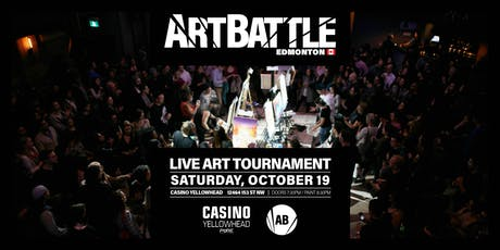 Art Battle Edmonton - October 19, 2019 tickets