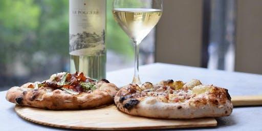 Gourmet Italian Pizza & Wine Event