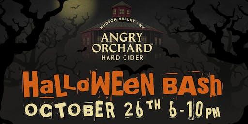 Angry Orchard's Halloween Bash