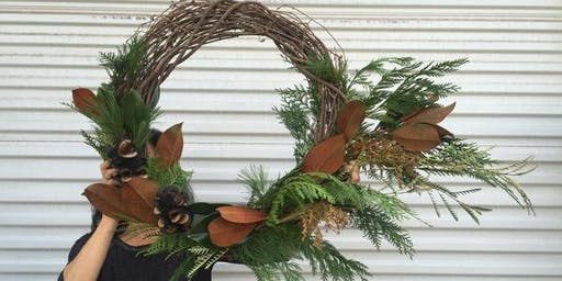 Denver Sisterhood: Wreath Making Workshop