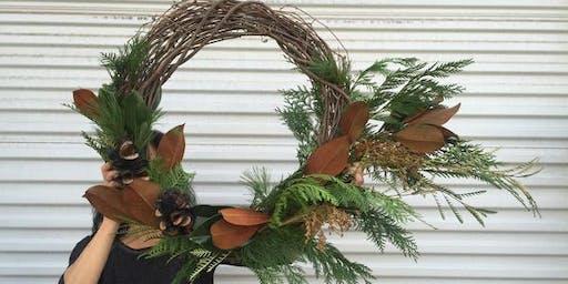 Denver Sisterhood: Wreath Making Workshop