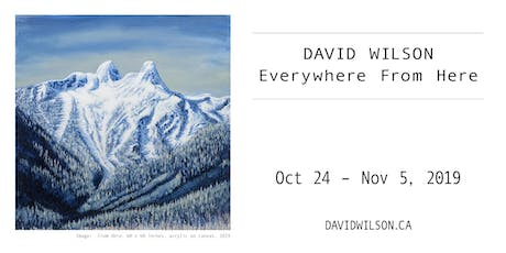 Everywhere From Here Preview Opening tickets