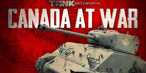 TANK SATURDAY: Canada at War