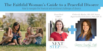 The Faithful Woman's Guide to a Peaceful Divorce