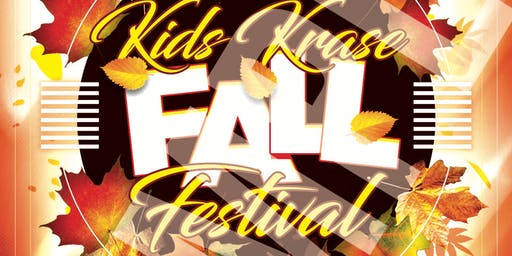"Christian Village Academy  present Kidz Kraze ""Fall Festival"""