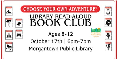 Choose Your Own Adventure Read-Aloud Book Club (Ages 8-12)