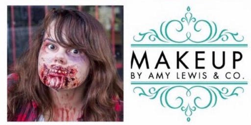Zombie Makeup Demonstration