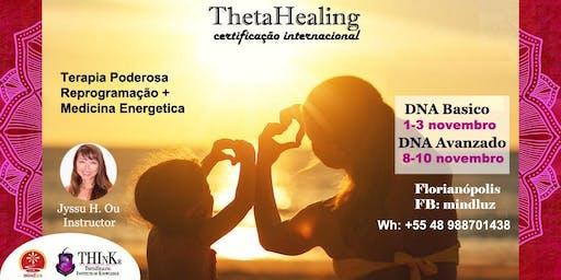 ThetaHealing Florianópolis DNA Avançado