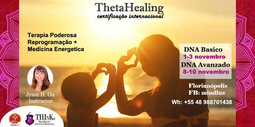 ThetaHealing Florianópolis DNA Básico