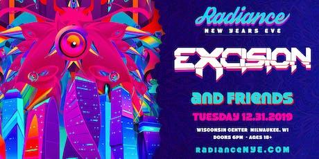 Radiance NYE 2019 tickets