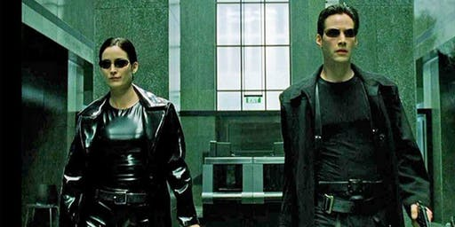 JHU Science and Film: The Matrix (Students and Faculty RSVP)