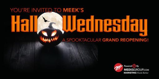 HalloWEDNESDAY Marketing Event & Networking Mixer