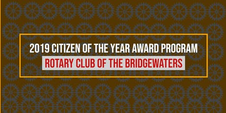 CITIZEN OF THE YEAR AWARDS tickets
