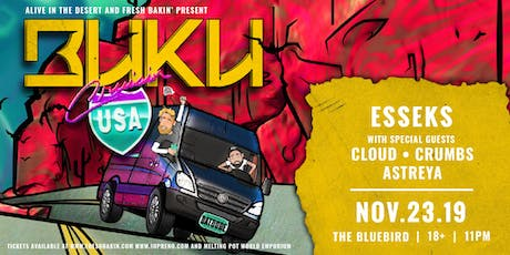 Buku & Esseks at The Bluebird  [Illenium Afterparty] tickets