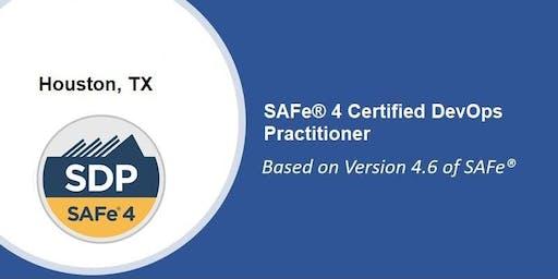 SAFe 4.6 DevOps Certification training- Houston