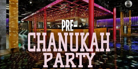 YAM: Pre-Chanukah Party tickets