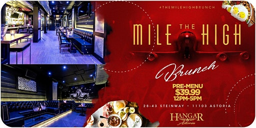 Mile High Brunch & Day Party Sunday's