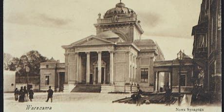 """A Taste of Polania""  [Jewish Polish circa 1940] tickets"
