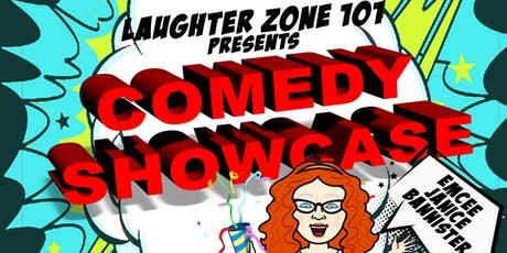 Laughter Zone 101 Comedy  Showcase tickets