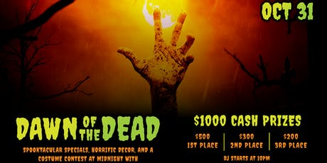 Dawn of the Dead at Ink N Ivy Greenville tickets