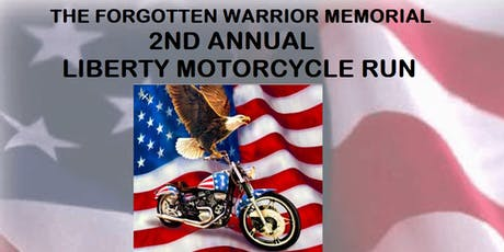 2nd Annual Liberty Motorcycle Run tickets