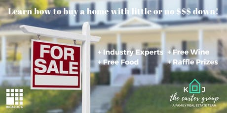 Happy Home Buyer: How Buying A Home Is Less Expensive Than You Think! tickets