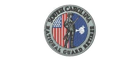 2019 South Carolina National Guard Retiree Brief - Spartanburg tickets