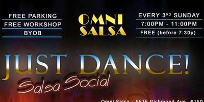 Sunday Funday - *FREE Salsa Lesson / Salsa & Bachata Party!