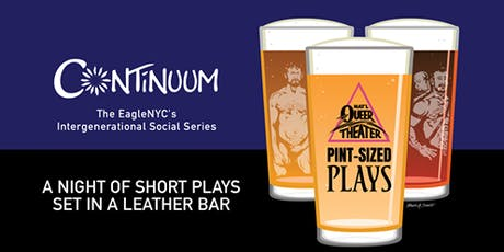 Continuum: Pint Size Plays tickets