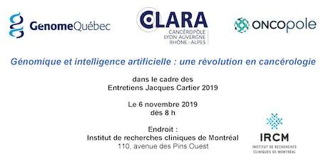 Génomique et intelligence artificielle : une révolution en cancérologie billets
