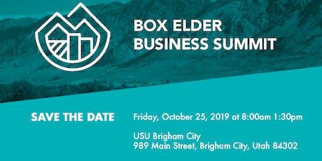 Box Elder Business Summit tickets