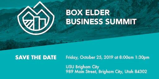 Box Elder Business Summit
