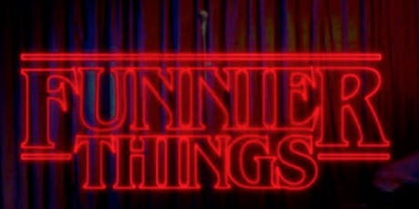 Stand Up Comedy Montreal ( Funnier Things ) tickets