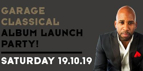 Spoony's House - Garage Classical Album Launch Party tickets