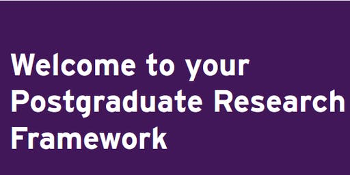 Presenting Posters, Papers and Seminars for Doctoral Researchers