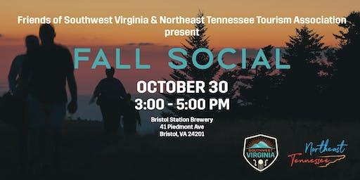 SWVA & NETTA Fall Social