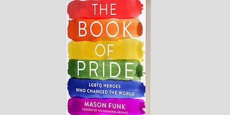 OUTWORDS & The Book of Pride at SF Litquake! tickets