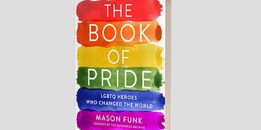 OUTWORDS & The Book of Pride at SF Litquake!