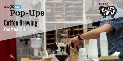 Pop-Up Workshop: Coffee Brewing with Black Sheep (Food Week 2019)